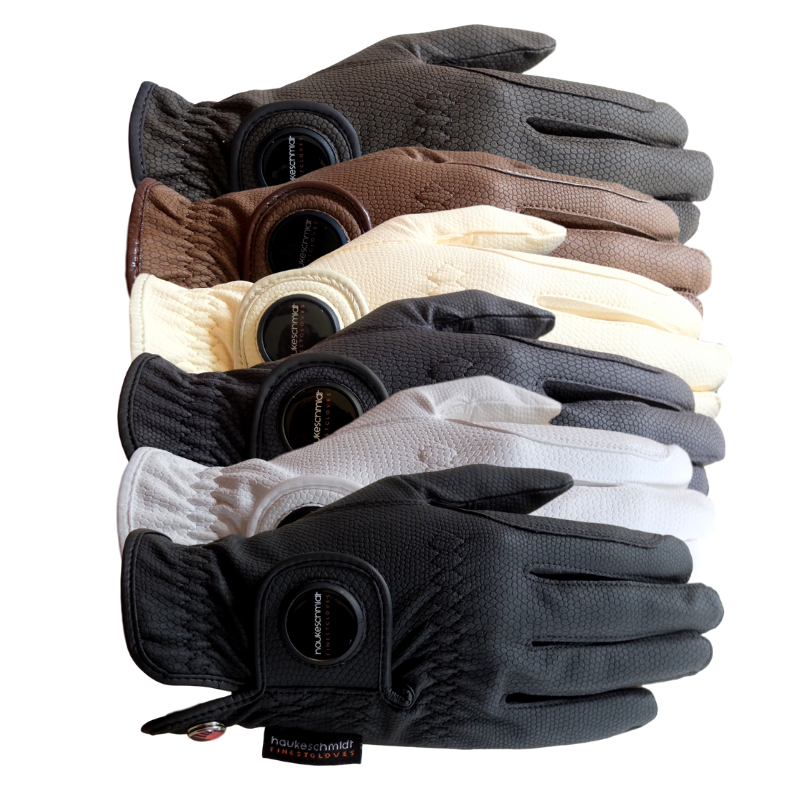 A Touch of Class Synthetic Riding Gloves